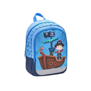 Belmil Kiddy Kinderrucksack Pirates