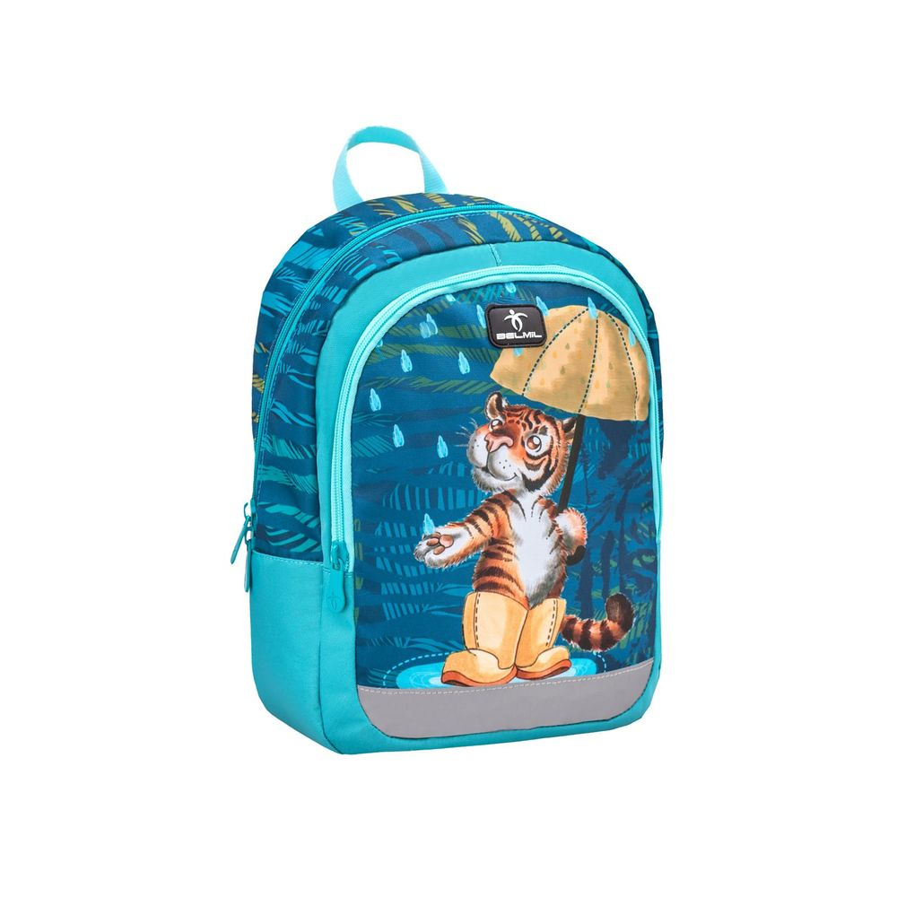 Belmil Kiddy Kinderrucksack Tiger