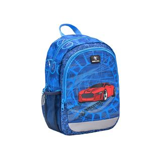 Belmil Kiddy Plus Kinderrucksack Super Car