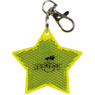 Blinklicht und Reflektor DDD Yellow Star