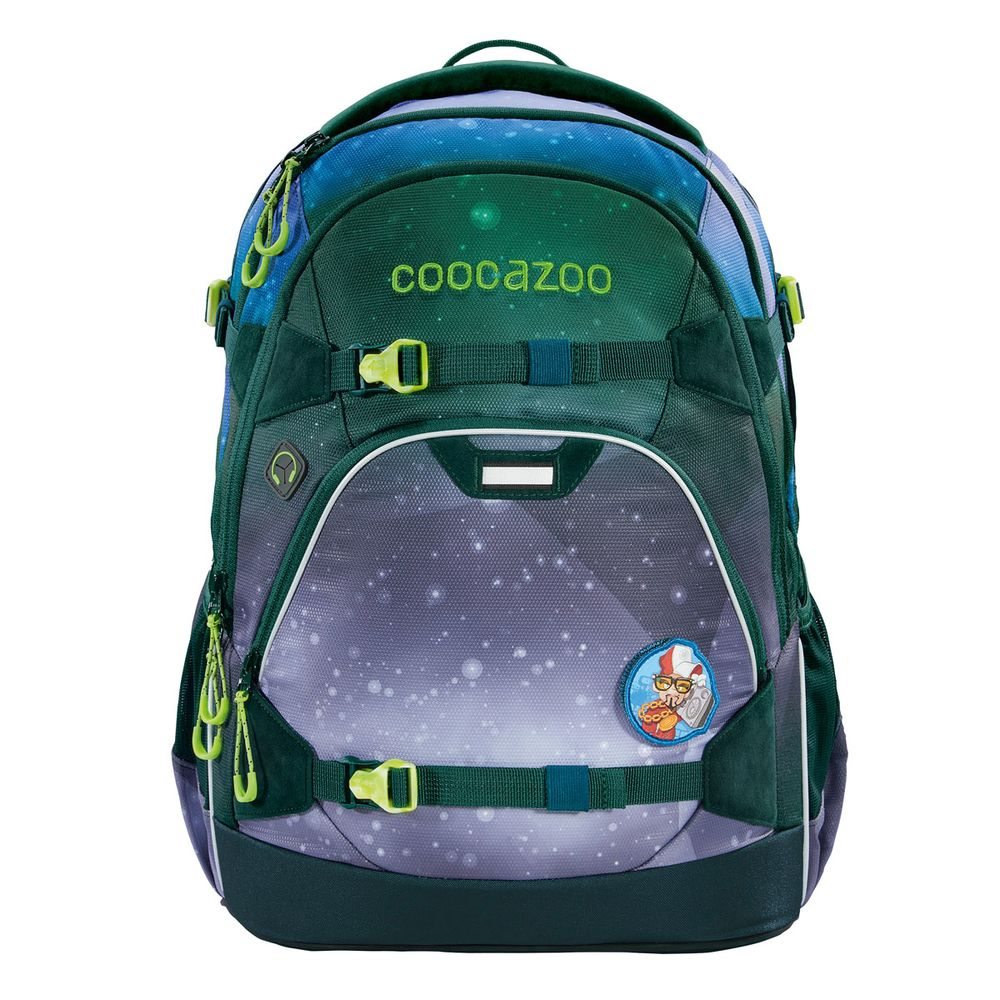 Coocazoo ScaleRale Ocean Emotion Galaxy Blue