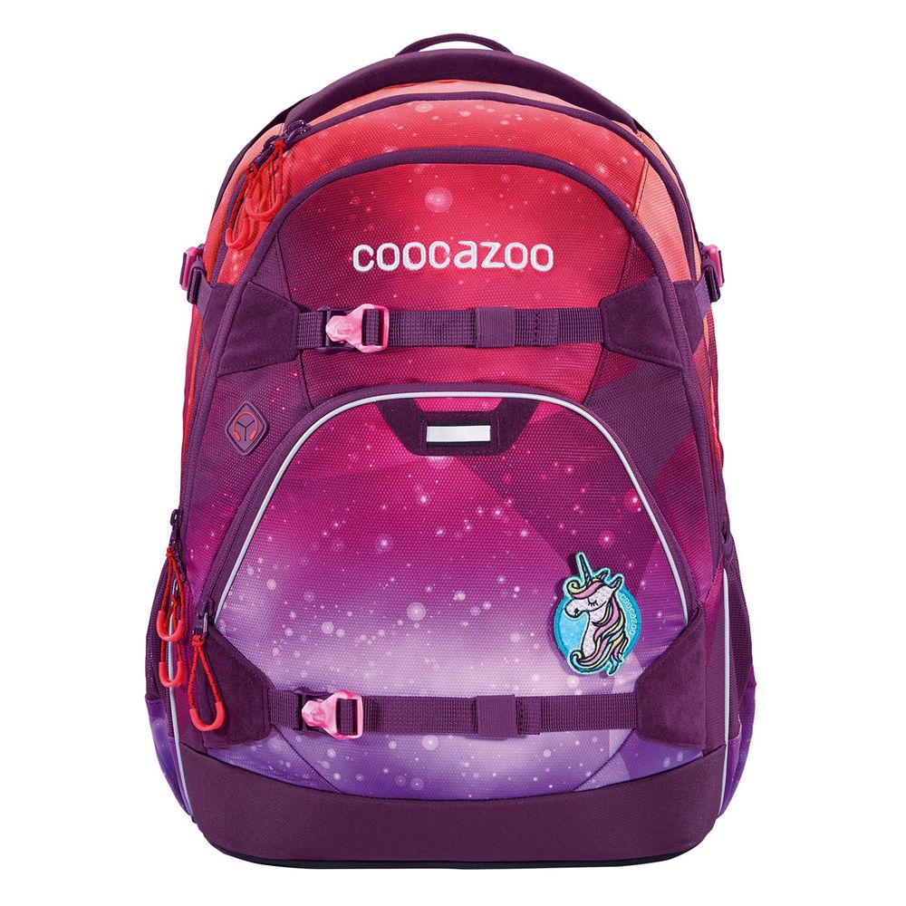 Coocazoo ScaleRale Ocean Emotion Galaxy Pink