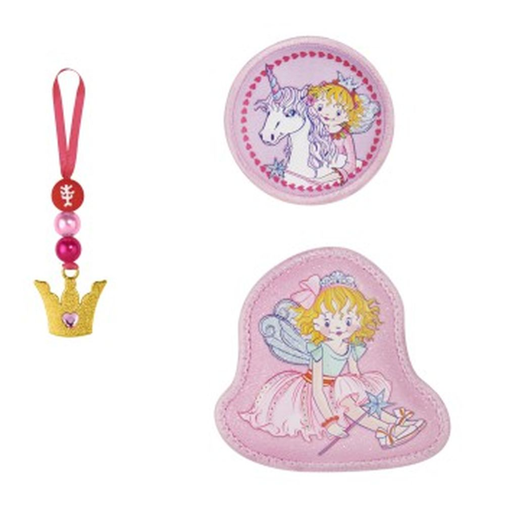 Magic Mags, Edition, 3-tlg. Rosarien, Prinzessin Lillifee