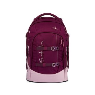 satch pack Schulrucksack Solid Purple