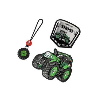 Step by Step Magic Mags Set Green Tractor 3-tlg.